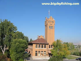 History Of The Milwaukee Road Depot In Missoula Montana