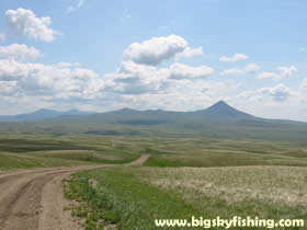 sweetgrass hills montana map The Sweet Grass Hills In Montana Information And Photographs