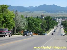 Lewistown, Montanalewis town