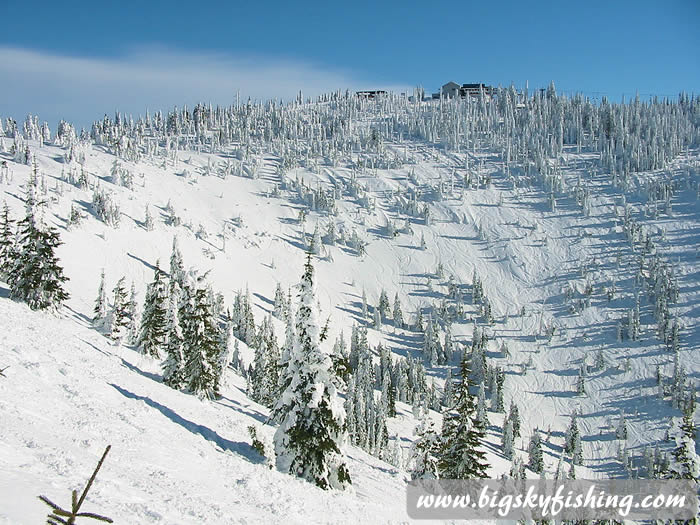A guide to the whitefish mountain resort in montana for Whitefish montana fishing