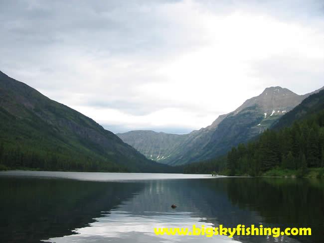 Glacier national park pictures trout lake for Fishing in glacier national park