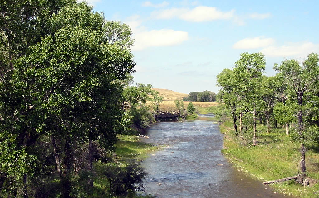 The Musselshell River Fishing Informatioin Amp Photos