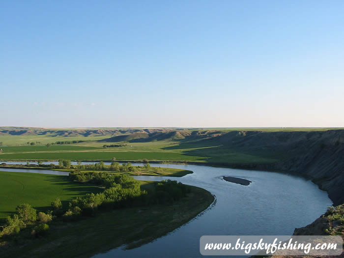 Floating And Fishing The Lower Missouri River In Montana