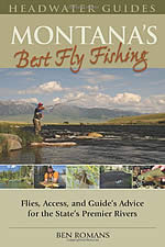 The gallatin river in southern montana fly fishing for Best fly fishing books