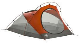 A lightweight backpacking tent seen here is the Tadpole from The North Face  sc 1 st  Big Sky Fishing.Com & How to Select a Backpacking Tent