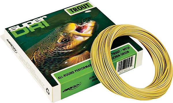 Air Flo Trout Fly Line