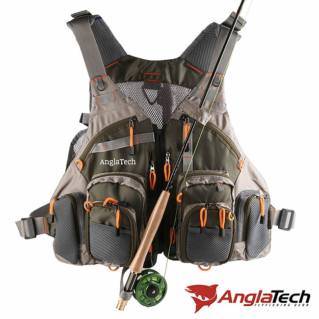 a buyers guide to fly fishing vests, Fly Fishing Bait