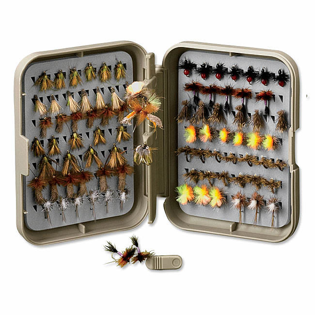 Fly boxes and fly organization how to keep your flies for Trout fishing supplies