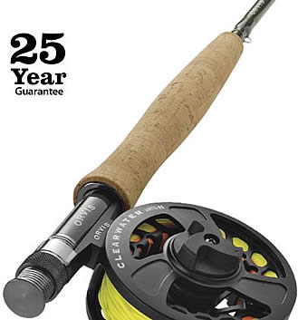 Fly rods a buyers guide what kind of fly rod to get for Best fishing pole for beginners