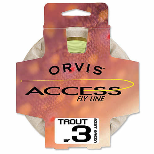 Orvis Weight Forward Trout Fly Line