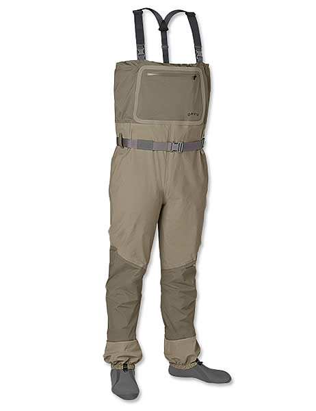 Fly fishing waders buyers guide what kind of waders to for Fishing waders amazon
