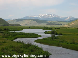 Montana weather what weather to expect in montana by season for Big hole river fly fishing
