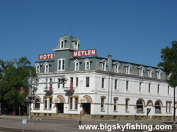The Historic Hotel Metlen In Dillon Montana