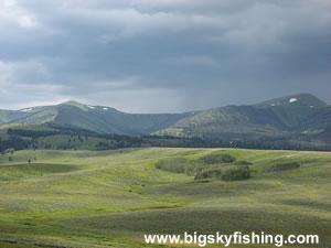 Montana, Northern Idaho and Glacier National Park