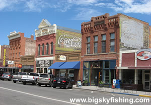 Livingston Montana Information And Photos