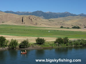 Open Range Rv >> The Paradise Valley Scenic Loop in Montana : Information ...