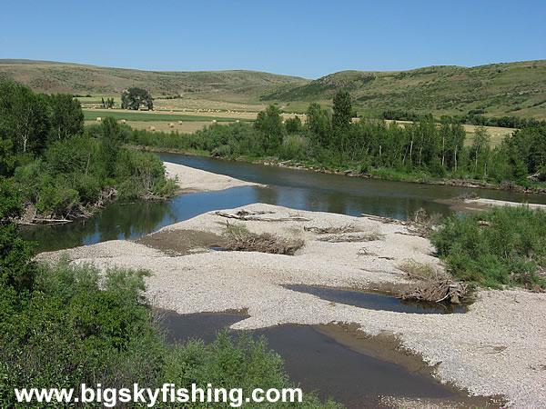 The Smith River Near Eden Bridge, Photo #1
