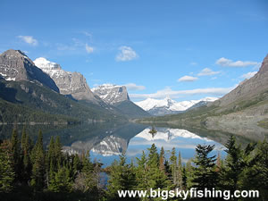 The Going to the Sun Road in Glacier National Park Information