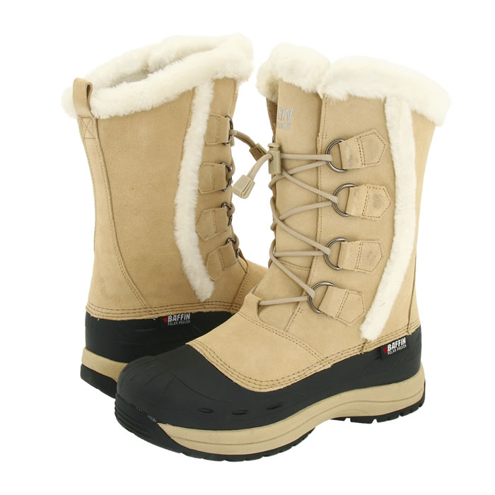 The baffin chloe boot for women review information for Women s ice fishing boots