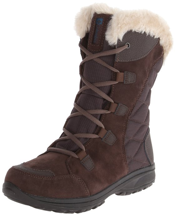 e13cc50e3d1 The Columbia Ice Maiden II Winter Boot   Review   Information