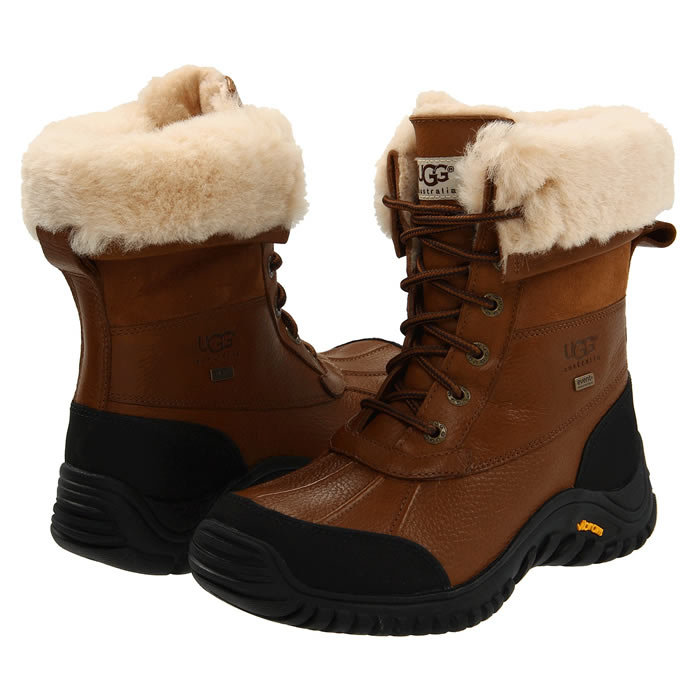 Ugg Winter Boots With Good Traction for Snowy, Icy & Wet Conditions