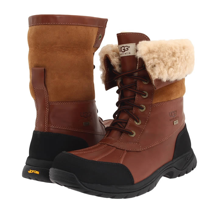 The Ugg Butte Winter Boot for Men. More info & prices at Amazon.