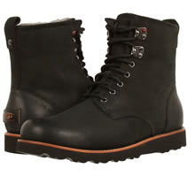 Ugg Hannen Boot - For men, this boot looks more like a work boot than a typical