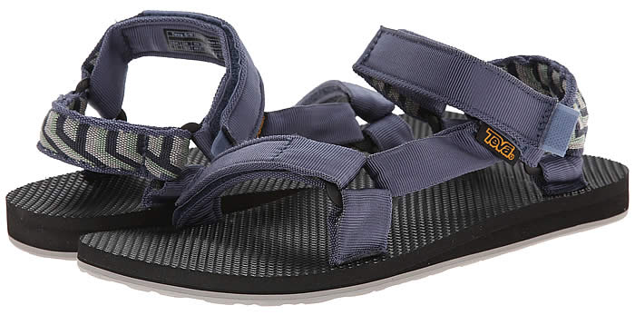 Good Sandal For The Beach But Thin Sole Is Bad Rocks