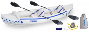 Sea Eagle 370 Sport Kayak