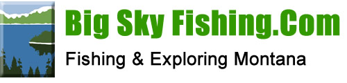 Big Sky Fishing.Com Logo