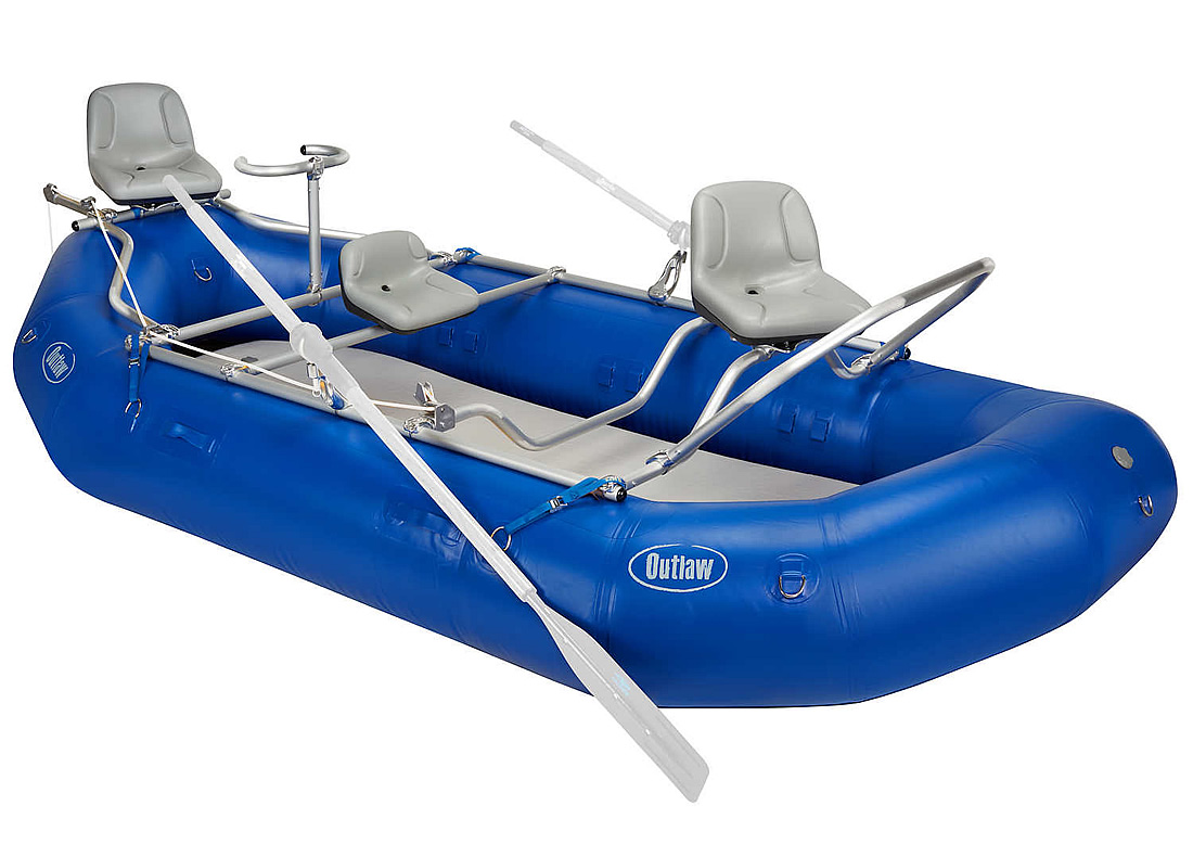 Inflatable Fishing Rafts | In-Depth Guide to Specialized