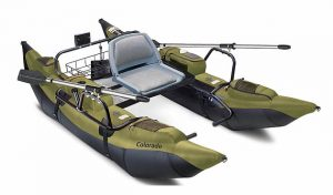 Pontoon Boats for Fly Fishing : A Buyer's Guide