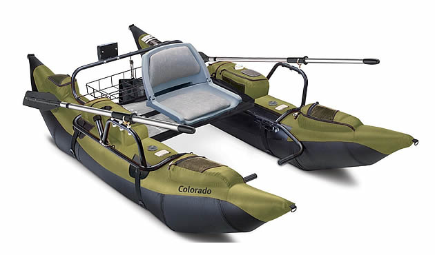 Pontoon boats for fly fishing a buyer 39 s guide for Fly fishing pontoon