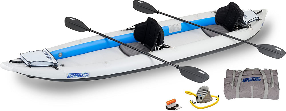 Guide to Best Inflatable Kayaks for Long Lake Paddles