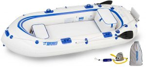 Sea Eagle 9 Inflatable Raft