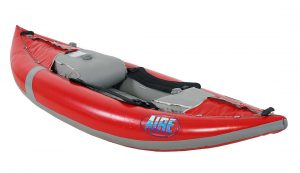 Aire Force Solo Inflatable Whitewater Kayak