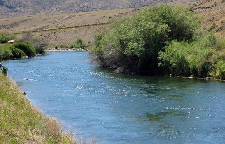 Beaverhead River in Southwest Montana