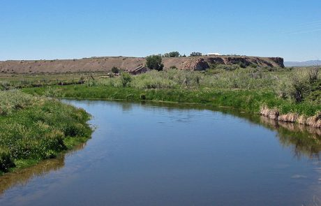 Poindexter Slough on the Beaverhead River