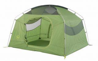 Big Agnes Big House 4 Family Camping Tent