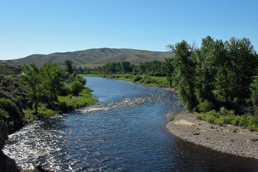 Big Hole River Photographs Photos Of The Big Hole River