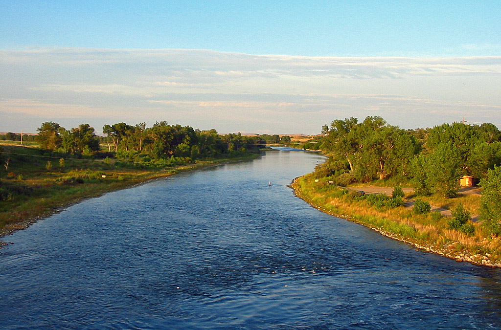 The bighorn river in montana fly fishing information for Bighorn river fishing