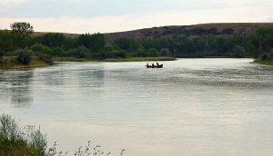 Fishing the Bighorn River in Montana