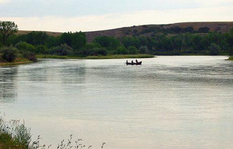 Fishing the Bighorn River in Montana