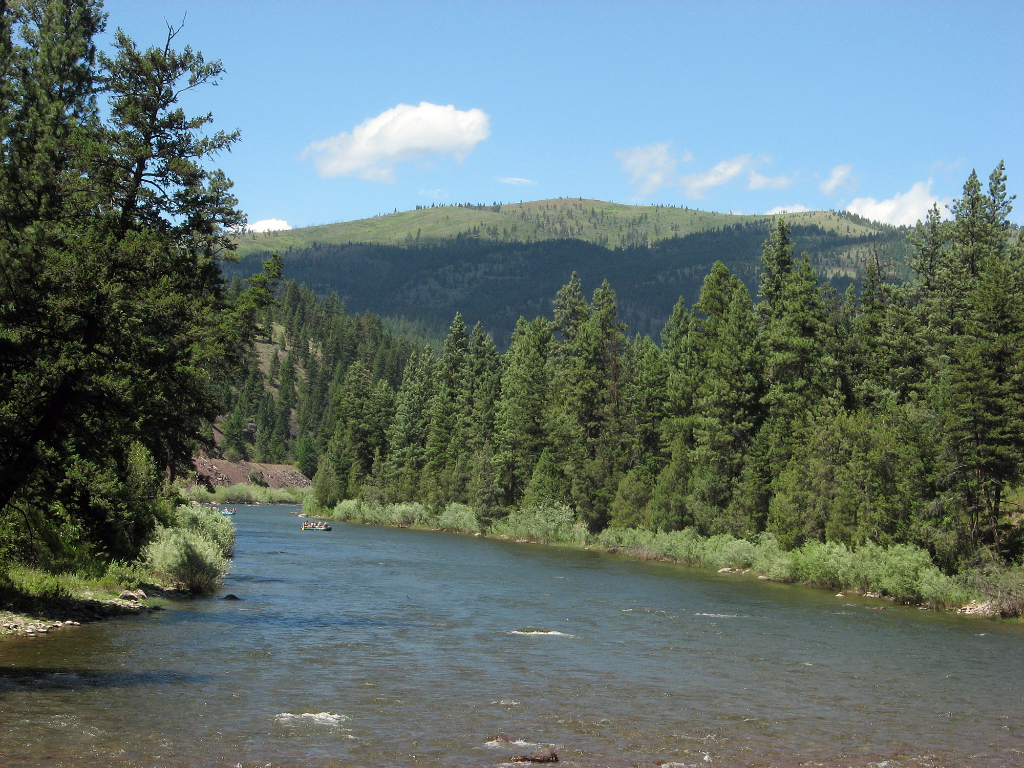 The Blackfoot River in Montana | Detailed Fly Fishing