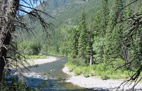 The Upper Boulder River