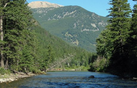 Scenic Sights along the Boulder River