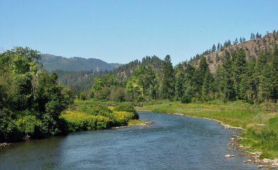 The Clark For near Drummond, Montana