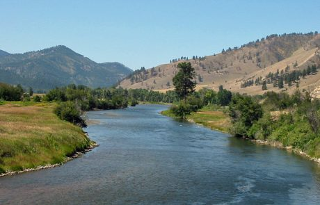 The Clark For near Drummond, Montana