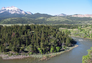 Central Montana Rivers