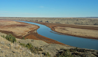 Eastern Montana Rivers